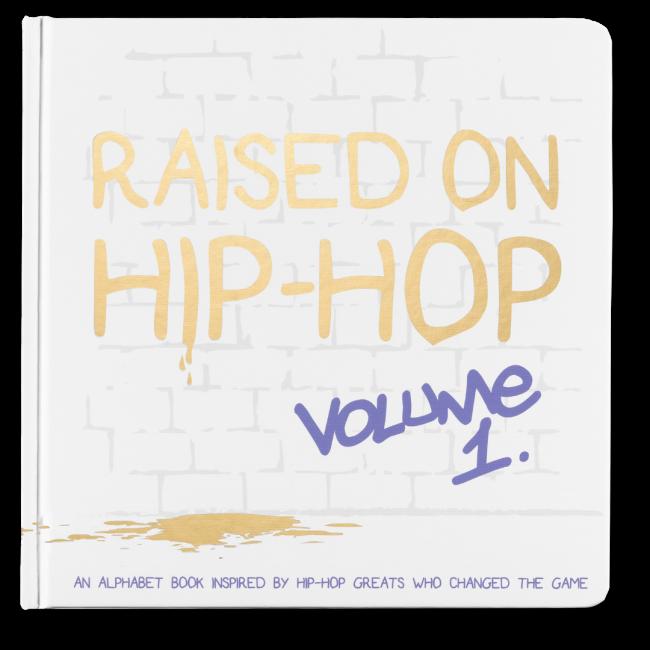 RAISED ON HIP-HOP VOL.1 - ABCS