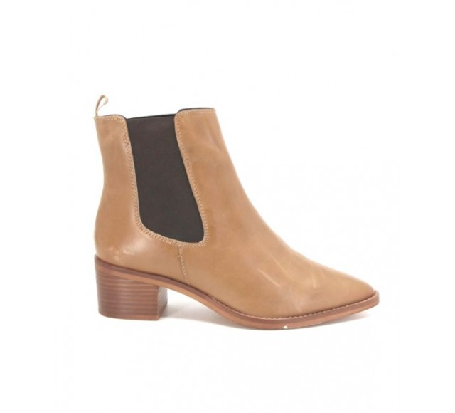 Just Because - Camel Dustin Ankle Boot