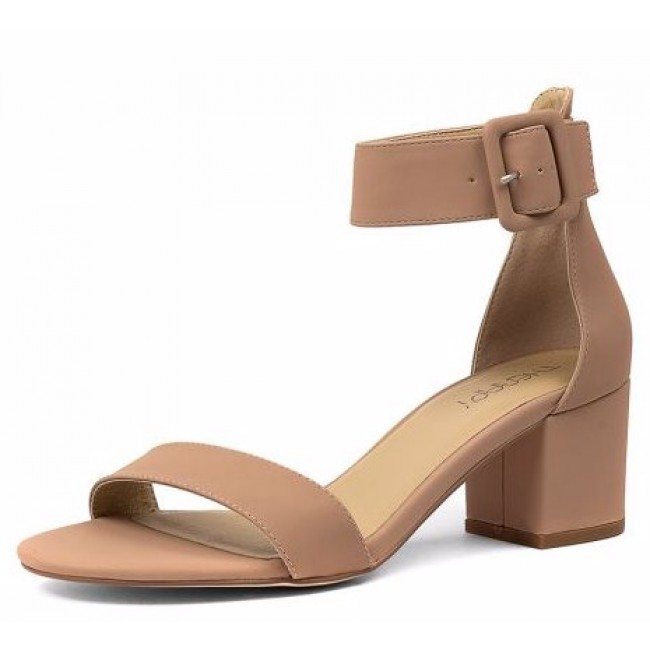 Therapy - Rosee Camel Heel