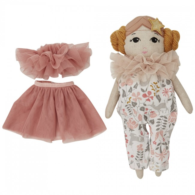 Astrup Doll Estelle and Change of Outfit