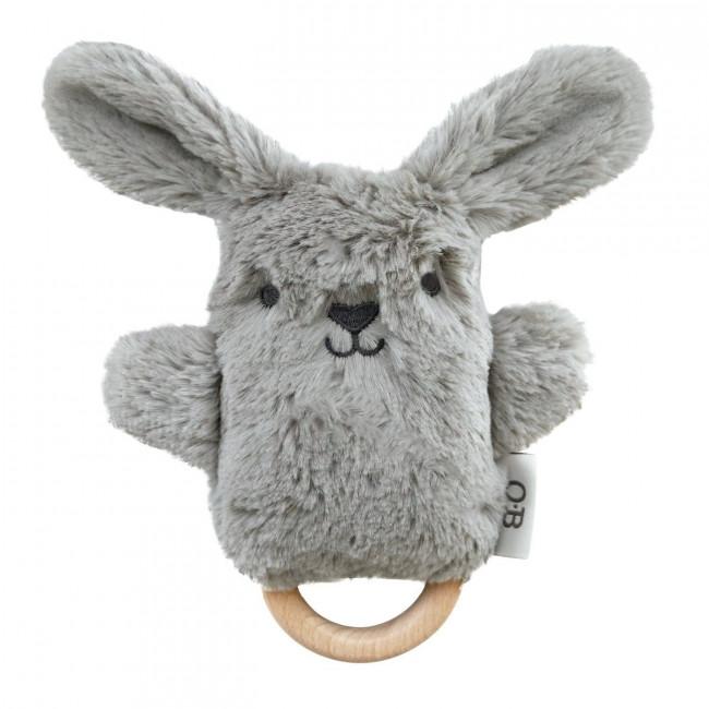 Bodhi Bunny Teether/Rattle